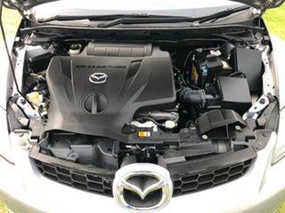 2008 Mazda CX-7 ER1031 MY07 Luxury Silver 6 Speed Sports Automatic Wagon