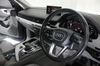 2015 Audi Q7 4M MY16 TDI Tiptronic Quattro Black 8 Speed Sports Automatic Wagon