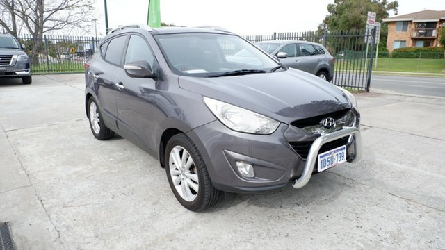 Used Hyundai ix35 LM MY12 Highlander AWD, 2011 Hyundai ix35 LM MY12 Highlander AWD Grey 6 Speed Sports Automatic Wagon
