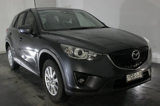 2014 Mazda CX-5 KE1031 MY14 Maxx SKYACTIV-Drive AWD Sport Grey 6 Speed Sports Automatic Wagon.
