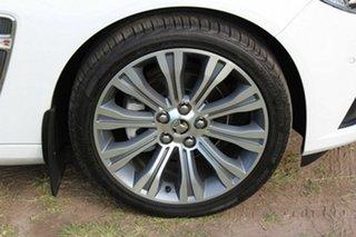 2015 Holden Calais VF II MY16 V White 6 Speed Sports Automatic Sedan