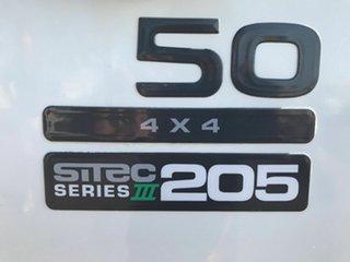 2014 Isuzu FSS 550 White Tabletop