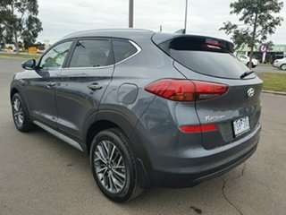 2019 Hyundai Tucson TL3 MY19 Elite AWD Pepper Grey 8 Speed Sports Automatic Wagon