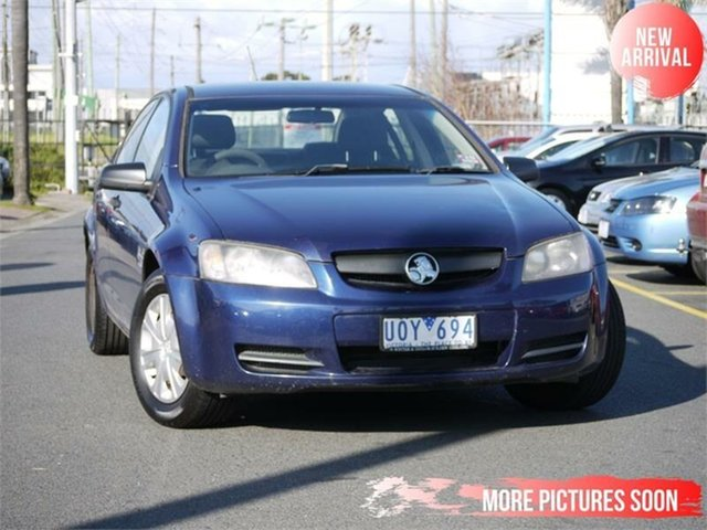 Used Holden Commodore VE Omega, 2006 Holden Commodore VE Omega Blue 4 Speed Automatic Sedan