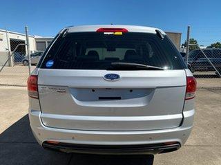 2015 Ford Territory SZ MkII TX Seq Sport Shift Silver 6 Speed Sports Automatic Wagon