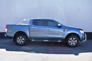 2014 Ford Ranger PX XLT Double Cab Green 6 Speed Sports Automatic Double Cab Pick Up
