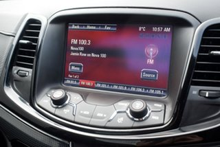 2014 Holden Ute VF MY14 SV6 Ute Green 6 Speed Manual Utility