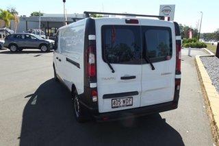 2015 Renault Trafic X82 103KW Low Roof LWB White 6 Speed Manual Van.
