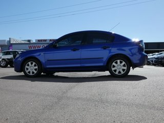 2006 Mazda 3 BK10F2 Neo Blue 5 Speed Manual Sedan