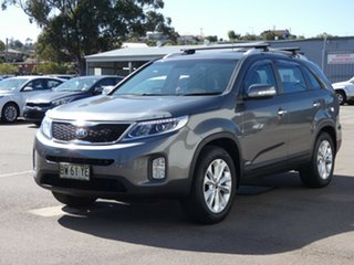 2013 Kia Sorento XM MY13 SLi 4WD Grey 6 Speed Sports Automatic Wagon.