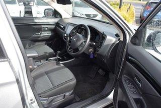 2019 Mitsubishi Outlander ZL MY20 ES 2WD Silver 6 Speed Constant Variable Wagon