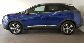 2020 Peugeot 3008 P84 MY20 GT Line SUV Blue 6 Speed Sports Automatic Hatchback
