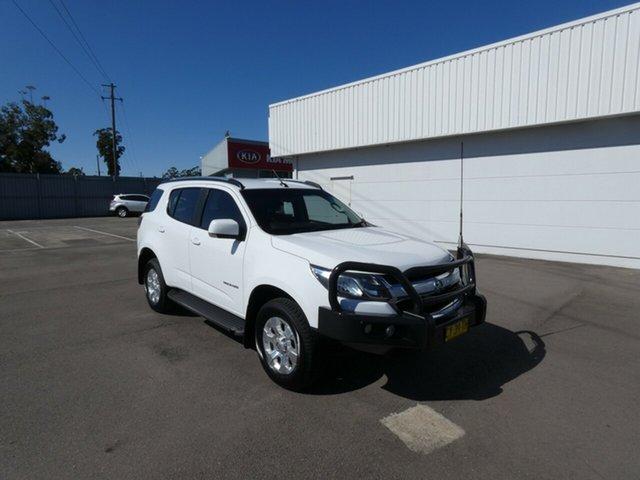 Used Holden Trailblazer RG MY17 LT, 2016 Holden Trailblazer RG MY17 LT White 6 Speed Sports Automatic Wagon