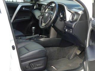 2015 Toyota RAV4 ALA49R Cruiser AWD Crystal Pearl 6 Speed Sports Automatic Wagon
