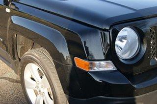 2013 Jeep Patriot MK MY14 Sport (4x2) Black 5 Speed Manual Wagon.