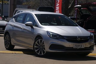 2018 Holden Astra BK MY18.5 RS-V Silver 6 Speed Sports Automatic Hatchback.