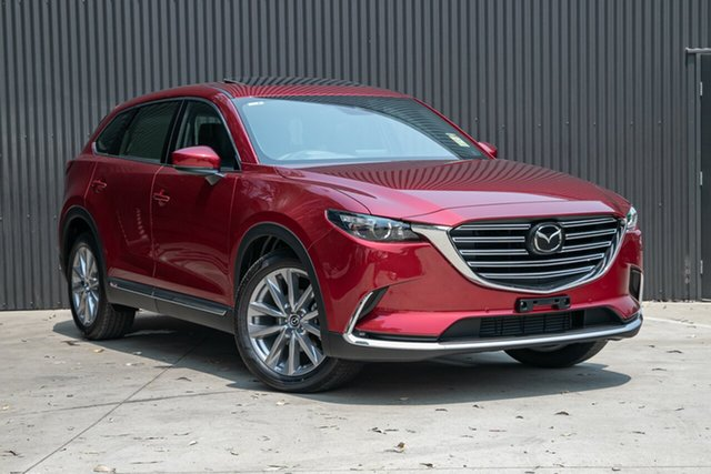 New Mazda CX-9 TC GT SKYACTIV-Drive, 2020 Mazda CX-9 TC GT SKYACTIV-Drive Soul Red Crystal 6 Speed Sports Automatic Wagon