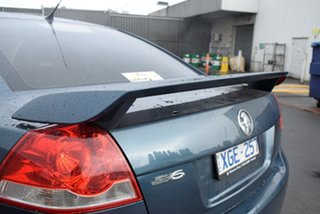 2009 Holden Commodore VE MY09.5 SV6 Grey 5 Speed Sports Automatic Sedan