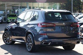 2019 BMW X5 G05 MY19 xDrive 30d M Sport (5 Seat) Grey 8 Speed Auto Dual Clutch Wagon.