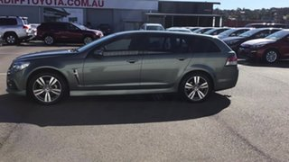 2014 Holden Commodore VF MY14 SV6 Sportwagon Grey 6 Speed Sports Automatic Wagon