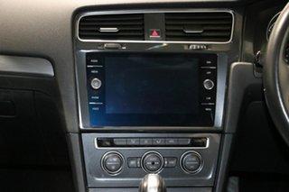 2017 Volkswagen Golf AU MY18 110 TSI Comfortline Blue 7 Speed Auto Direct Shift Hatchback