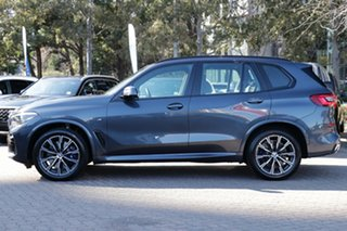 2019 BMW X5 G05 MY19 xDrive 30d M Sport (5 Seat) Grey 8 Speed Auto Dual Clutch Wagon