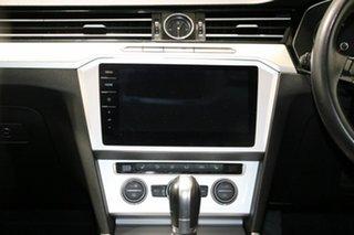 2018 Volkswagen Passat 3C MY18 132 TSI Comfortline Harvard Blue 7 Speed Auto Direct Shift Wagon