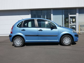 2006 Citroen C3 MY06 SX Blue 5 Speed Manual Hatchback