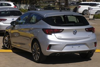 2018 Holden Astra BK MY18.5 RS-V Silver 6 Speed Sports Automatic Hatchback
