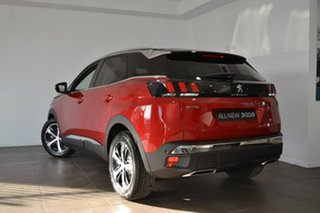 2020 Peugeot 3008 P84 MY20 GT Line SUV Red 6 Speed Sports Automatic Hatchback