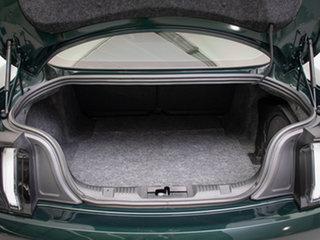 2018 Ford Mustang FN Fastback Bullitt Green 6 Speed Manual Coupe