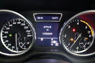 2012 Mercedes-Benz ML250 CDI BlueTEC 166 4x4 White 7 Speed Automatic Wagon