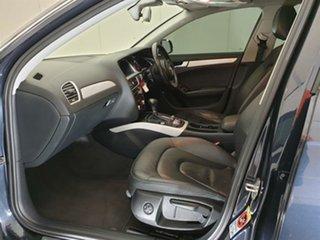 2015 Audi A4 B8 8K MY15 S Line Avant Multitronic Plus Blue 8 Speed Constant Variable Wagon