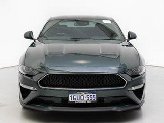2018 Ford Mustang FN Fastback Bullitt Green 6 Speed Manual Coupe.