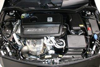 2016 Mercedes-Benz A45 176 MY15 AMG Black 7 Speed Auto Dual Clutch Hatchback