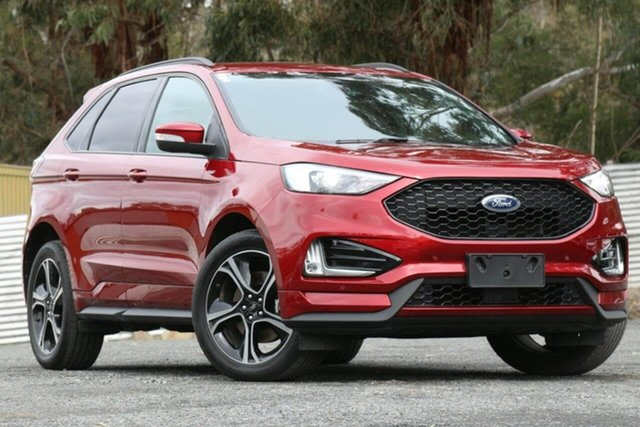 Used Ford Endura CA 2019MY ST-Line, 2018 Ford Endura CA 2019MY ST-Line Red 8 Speed Sports Automatic Wagon
