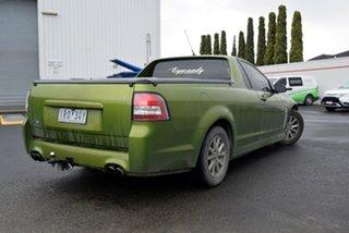 2014 Holden Ute VF MY14 SV6 Ute Green 6 Speed Manual Utility.