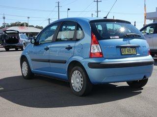 2006 Citroen C3 MY06 SX Blue 5 Speed Manual Hatchback