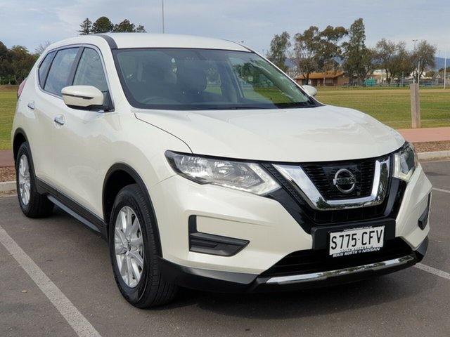 Used Nissan X-Trail T32 Series II ST X-tronic 2WD, 2019 Nissan X-Trail T32 Series II ST X-tronic 2WD White 7 Speed Constant Variable Wagon