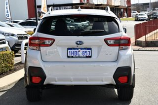 2020 Subaru XV G5X MY20 2.0i-S Lineartronic AWD Crystal White 7 Speed Constant Variable Wagon