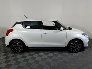 2020 Suzuki Swift AZ Series II Sport Pure White 6 Speed Manual Hatchback
