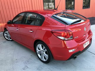2014 Holden Cruze JH Series II MY14 SRi-V Red 6 Speed Sports Automatic Hatchback.