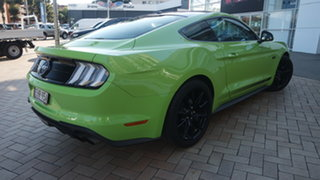 2019 Ford Mustang FN 2020MY GT Grabber Lime 10 Speed Sports Automatic Fastback