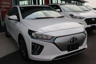 2020 Hyundai Ioniq AE.3 MY20 electric Premium Polar White 1 Speed Reduction Gear Fastback.