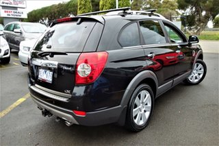 2009 Holden Captiva CG MY09 LX AWD Black 5 Speed Automatic Wagon.