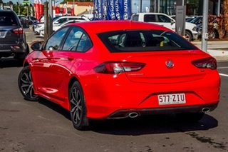 2018 Holden Commodore ZB MY18 RS Liftback Red 9 Speed Sports Automatic Liftback.