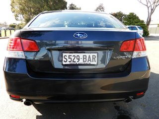 2010 Subaru Liberty B5 MY11 GT AWD Premium Dark Grey 5 Speed Sports Automatic Sedan