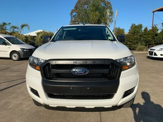 2016 Ford Ranger PX MkII XL White 6 Speed Sports Automatic