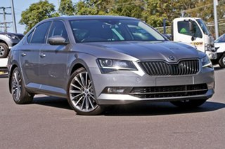 2016 Skoda Superb NP MY16 206TSI Sedan DSG Grey 6 Speed Sports Automatic Dual Clutch Liftback.