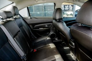 2011 Holden Cruze JH Series II MY11 SRi-V Black/Grey 6 Speed Sports Automatic Sedan